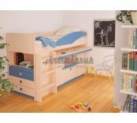 Детская кровать чердак  4.1.2