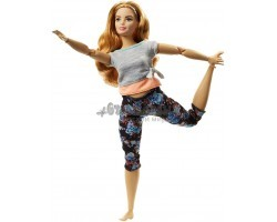Барби Фитнес (полное тело) - Barbie Made To Move