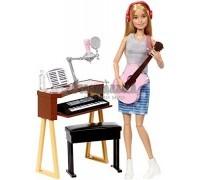 Кукла Барби с Музыкальными инструментами