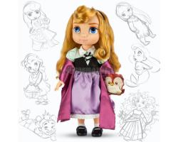 Кукла Аврора Спящая Красавица в детстве Дисней Аниматор Коллекшн 40 см