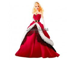Коллекционная кукла Барби 18300