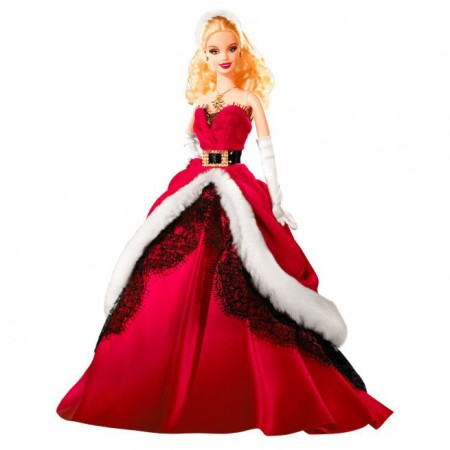 Коллекционная кукла Барби 18300, Mattel