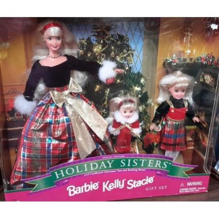 Коллекционный набор с куклами 19809, Mattel