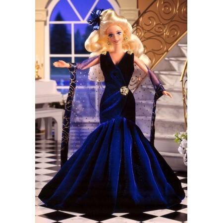 Коллекционная кукла Барби 13255, Mattel