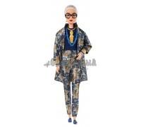Кукла Барби от Айрис Апфель в Цветочном Костюме