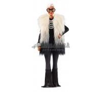 Барби от Айрис Апфель в Меховом Жилете