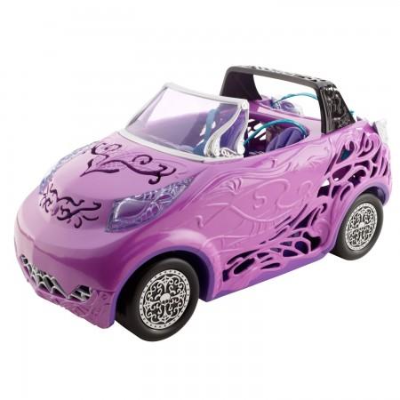 Автомобиль - Кабриолет Монстер Хай из серии Скариж, Mattel