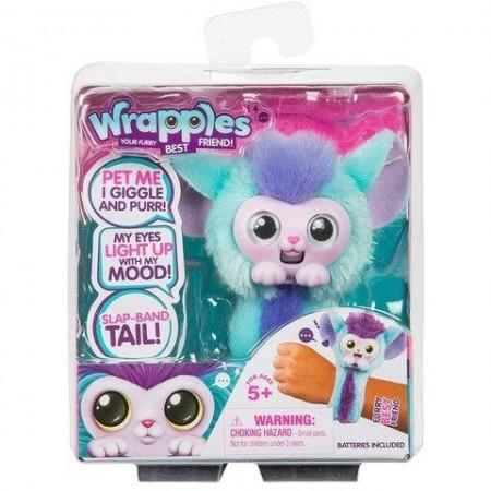 Wrapples интерактивный браслет питомец малыш Шило