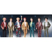 Куклы BTS от Mattel