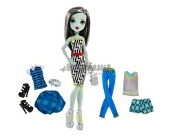 Кукла Фрэнки Штейн - С наборами одежды