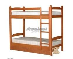 """Двухъярусная кровать """"Антошка"""""""