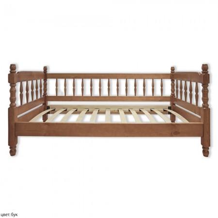 """Детская кровать """"Смайл с тремя спинками"""", ВМК-Шале"""