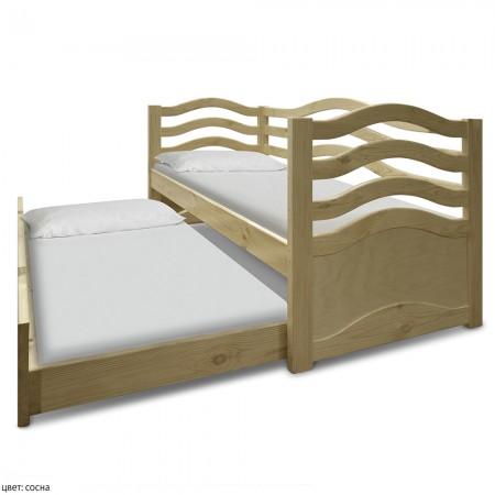 """Детская кровать """"Бриз-2"""", ВМК-Шале"""