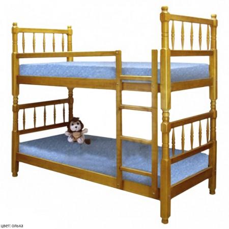 """Двухъярусная кровать """"Наф-Наф"""", ВМК-Шале"""
