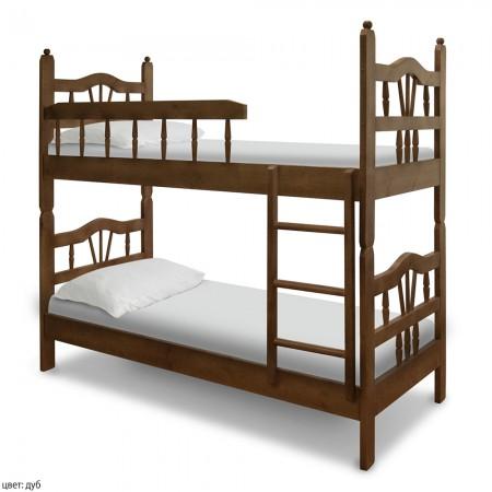 """Двухъярусная кровать """"Луч-2"""", ВМК-Шале"""