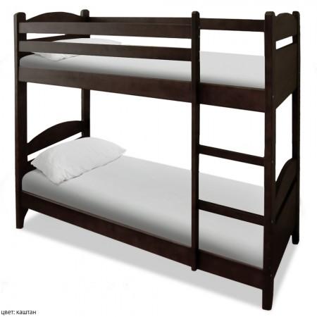 """Двухъярусная кровать """"Фрегат"""", ВМК-Шале"""