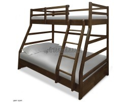 """Двухъярусная кровать """"Хостел"""""""