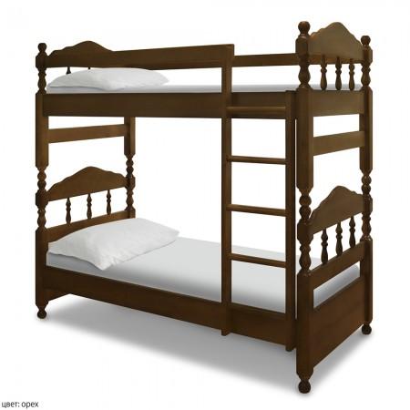 """Двухъярусная кровать """"Ниф-Ниф"""", ВМК-Шале"""