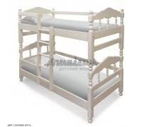 """Двухъярусная кровать """"Нуф-Нуф"""", ВМК-Шале"""