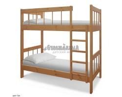 """Двухъярусная кровать """"Оля"""""""