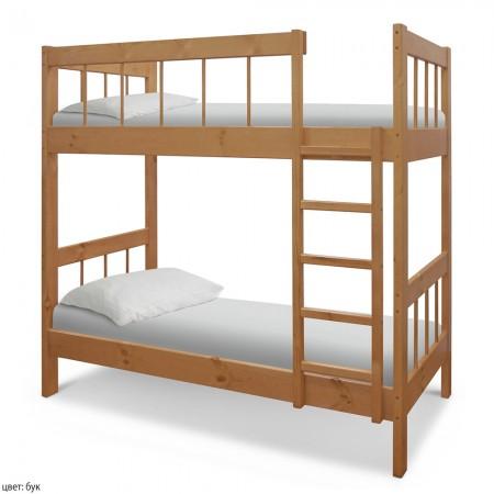 """Двухъярусная кровать """"Оля"""", ВМК-Шале"""
