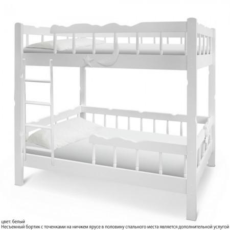 """Двухъярусная кровать """"Штиль"""", ВМК-Шале"""
