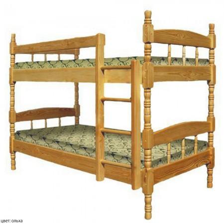 "Двухъярусная кровать ""Скаут-2"", ВМК-Шале"