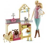 Кукла Барби Ветеринар на ферме