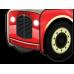Двухъярусная кровать Автобус СлипинБас, Carobus