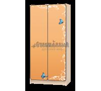 Шкаф детский «Китти Кэт» персик