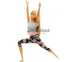Барби Фитнес - Блондинка - Безграничные движения