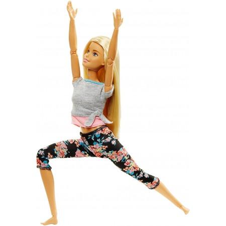 Барби Фитнес - Блондинка - Безграничные движения, Mattel