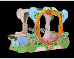 Кровать-карета «Золушка»