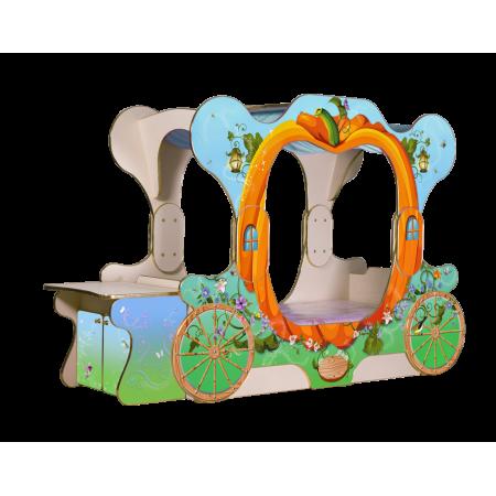 Кровать-карета «Золушка», Carobus
