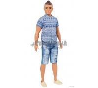 "Кукла ""Барби Кен Игра с модой"" в джинсах широкий"