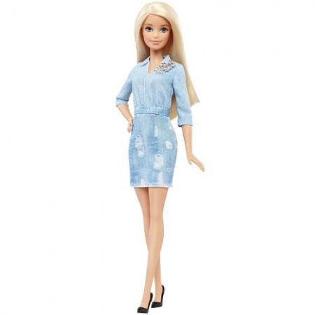 Barbie кукла Модная Штучка - Fashionistas Модная Штучка №49, Mattel