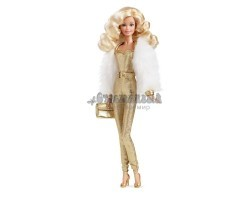 """Коллекционная кукла """"Барби"""" - Золотые мечты"""