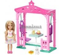 """Кукла Барби """"Челси и набор мебели"""" - Пикник"""