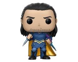 Фигурка Локи Марвел - Funko Pop Marvel Thor Ragnarok Loki Sakaarian #242