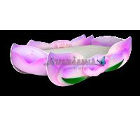 """Кровать - Цветок """"Лотос"""" розовый"""