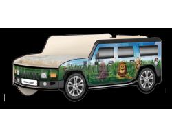 Кровать-машина Джип Хаммер «Африка»