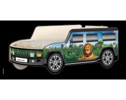 Кровать-машина Джип Хаммер «Африка-Лев»