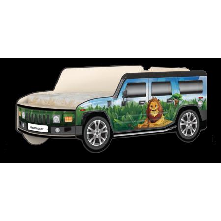 Кровать-машина Джип Хаммер «Африка-Лев», Carobus
