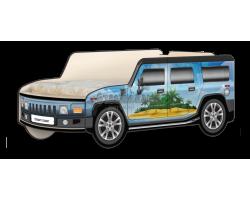 Кровать-машина Джип Хаммер «Остров»