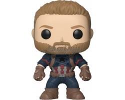 Фигурка Капитан Америка Funko POP Avengers Infinity War Captain America #288