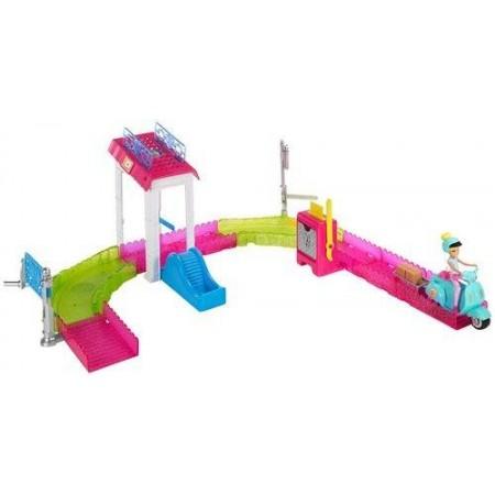 Игровой набор «В движении: почта» Barbie, Mattel