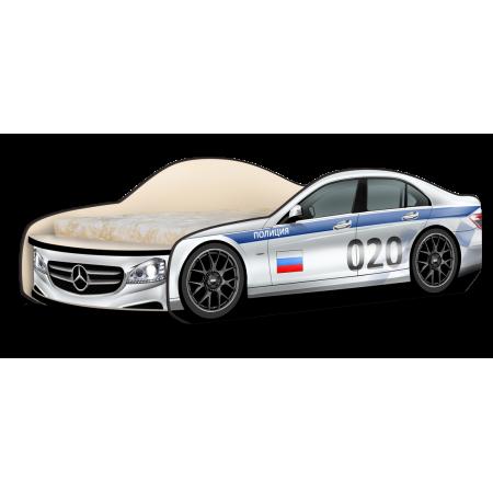 Кровать-машина Стрит Мерс Police, Carobus