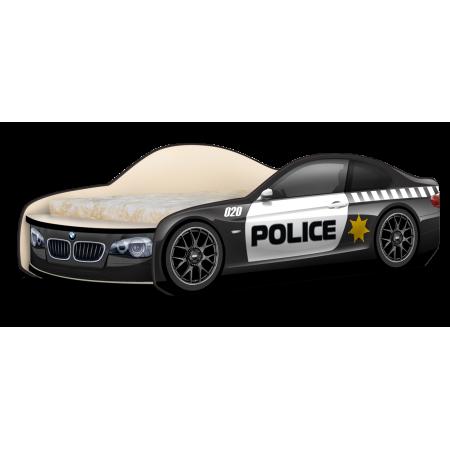 Кровать-машина Стрит БиЭм Police, Carobus