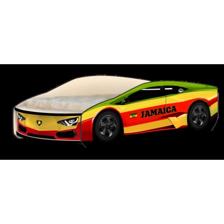 Кровать-машина Ламбо Ямайка, Carobus