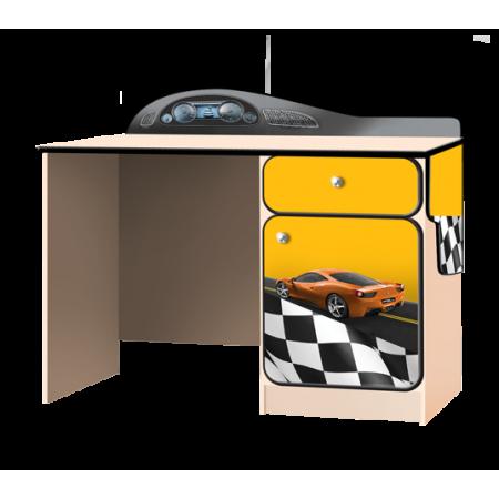 Carobus письменный стол Лого желтый, Carobus